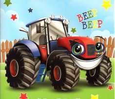 Tractor Clipart, Tractors, Monster Trucks, Clip Art, Vehicles, Tractor, Car, Vehicle, Pictures