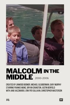 Malcolm in the Middle Polaroid Movie Poster The Middle Cast, The Middle Show, Polaroid, Movies Showing, Movies And Tv Shows, Funny Sitcoms, Malcolm, Frankie Muniz, Wallpaper Naruto Shippuden