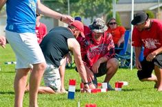 U.S. National Kubb Championship Rules and Dimensions