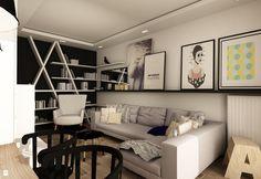 Salon - Styl Skandynawski - design me too
