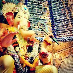New pin for Ganpati Festival 2015 is created by by nakul_0786 with #ganpatibappa #theking #lalbaugcharaja #ganpatibappamorya #blessed #loveit #bestoftheday