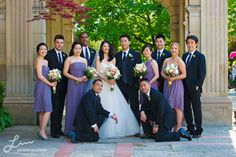 This wedding was a real stunner! Filled with beautiful colours and gorgeous details (including flowers courtesy of Curly Girl Flowers), Kris & Peng's wedding day came together flawlessly at Graydon Hall Manor in Toronto. The day began at the Soho Metropolitan Hotel in downtown Toronto where we met the ladies getting their hair and …