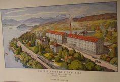 Fabrik Stünzi (Horgen), ca. 1915