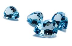 Natural Swiss Blue Topaz Gemstone Top Quality All Sizes And Shapes Available Only For Bulk Order Best Price