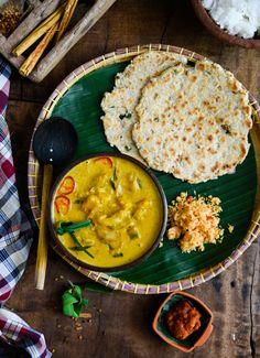 Healthy Indian Recipes, Asian Recipes, Vegetarian Recipes, Ethnic Recipes, Sri Lankan Recipes, Sri Lankan Food, Sri Lankan Curry, Veg Curry, Pumpkin Curry