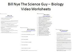 bill nye water cycle video worksheet summary end of and bill nye. Black Bedroom Furniture Sets. Home Design Ideas