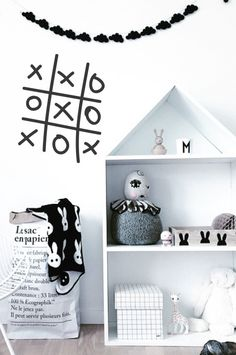 XO Grid Wall Decals, Grid, Range, Home Decor, Cookers, Decoration Home, Room Decor, Home Interior Design, Home Decoration