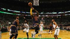 LeBron James Sets Record As Cavaliers Set Up Golden State Warriors Rematch