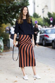 Alana Zimmer after Dries van Noten | A Love is Blind - Paris Fashionweek ss2015 day 1