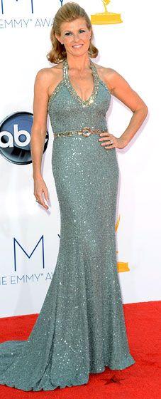 Connie Britton: 2012 Emmy Awards