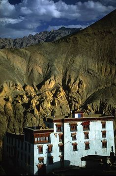 Ladakhi gompa