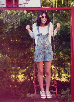 Shop this look on Kaleidoscope (shorts, sandals, shirt)  http://kalei.do/WtCd6GKBrnDKlZyL