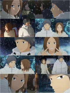 "Say ""Chi""  Chizuru Yoshida and Ryu Sanada #KimiNiTodoke"