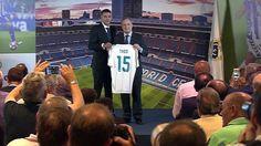 """Real Madrid: Theo: """"Estoy muy contento de estar en el mejor club del mundo"""" - Marca.com"""