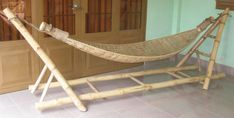 Bamboo Hammock , Find Complete Details about Bamboo Hammock,Bamboo Hammock from Other Living Room Furniture Supplier or Manufacturer-GIA NGUYEN CO. Buy Bamboo, Bamboo Art, Bamboo Crafts, Bamboo Fence, Bamboo Furniture, Diy Outdoor Furniture, Cheap Furniture, Online Furniture, Outdoor Decor