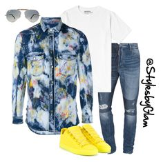 Designer Clothes, Shoes & Bags for Women Androgynous Fashion, Tomboy Fashion, Men's Fashion, Fashion Outfits, Fashion Check, Fashion Menswear, Dope Outfits For Guys, Swag Outfits Men, Casual Outfits