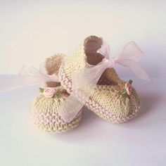 Adorable Posh Party Baby Shoes