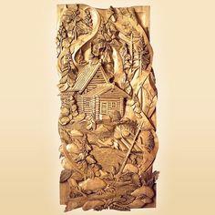 Gallery.ru / Фото #45 - Резьба по дереву из инета - Fyyfvbwrtdbx1957