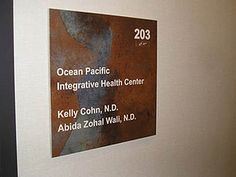 Tactile Braille Signs by Signarama Marketing Fund, via Flickr