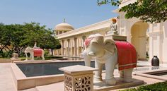 The Oberoi Udaivilas, Udaipur, India - Booking.com