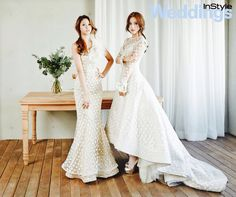 #Seolhyun #Hyejeong #AOA #photoshoot #wedding