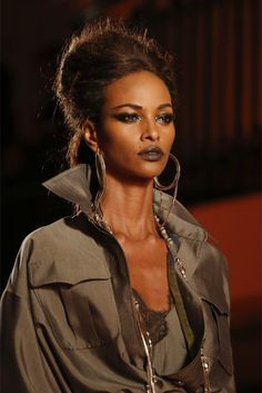 Yasmin Warsame at Jean Paul Gaultier, Spring/Summer 2013 Couture