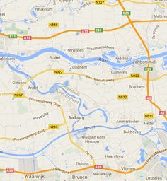 Walking in Zaltbommel - Overview of all walking and hiking routes   RouteYou