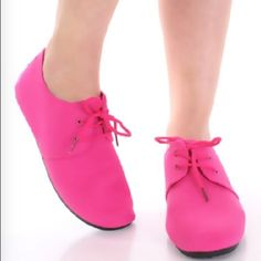 Playboy pink sale Product Details  These adorable flats are a must have! Featuring canvas fabric upper with lace tie front, Playboy logo detail, stitched detailing, round closed toe, smooth lining, and cushioned footbed. Playboy Shoes