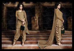 Lycra Patiala Style Incredible Unstitched Salwar Kameez