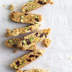 Biscotti are the perfect ending to a great meal, especially with an espresso. A scoop of ice cream makes them even more special.—Karen DeMasco