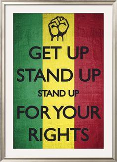 Decor - Bob Marley and the Wailers
