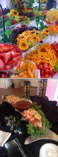 Have a hassle-free party with the affordable catering prices of this licensed provider whose services are available from casual to formal events. They also design cakes for weddings and more.
