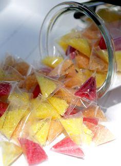 Les berlingots de sucre de chez Zuk Zak
