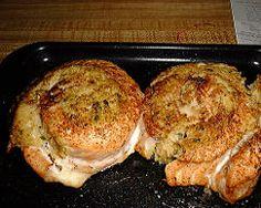 Prepare Crab Stuffed Salmon - wikiHow