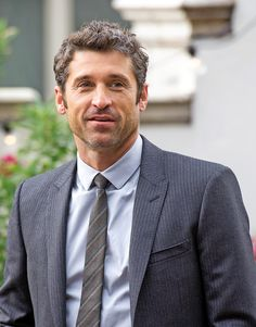 Our exclusive interview with Patrick Dempsey on Derek and last night's Grey's Anatomy shocker.