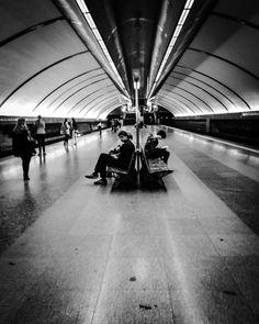 Underground Perspective  by Davide Mandolini