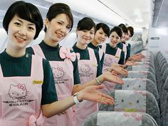 EVA Hello Kitty Jet to fly between Taipei and Paris from October 29, marking 40 years of the beloved brand