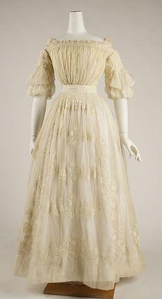 1837 Wedding Dress