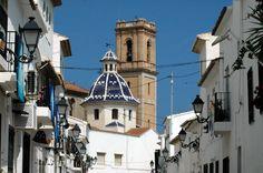 Altea, Spain (Spania, Espana)
