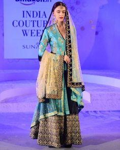anju modi designer sarees
