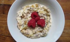 The Wolseley's bircher muesli