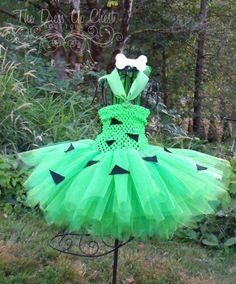 items similar to custom listing for ashley pebbles flinstone tutu costume on etsy