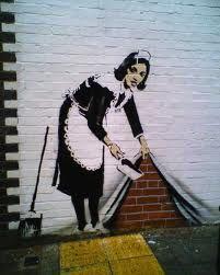 Sreet art 2- Banksy?