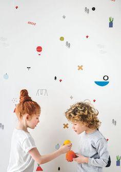 Chambre d'enfant eco-fonctionnelle