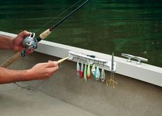 Jon Boat Fishing Accessories