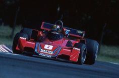 Carlos Pace, Martini Brabham-Alfa Romeo BT45, 1977 Argentinian Grand Prix, Buenos Aires