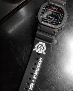 G-Shock Anniversary Collaborative and 5 Year Anniversary of Soho Shop G Shock Watches, Casio G Shock, Watches For Men, G Shock Limited, 5 Year Anniversary, Watch Blog, Seiko, Casio Watch, Jennifer Lawrence