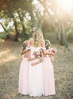 Photographer Jen Huang http://jenhuangblog.com   Jesi Haack   Love Riot   Shot Gun Floral Studio   Berry Reds & Blushing Pinks at a Summery Winery Wedding in Sonoma