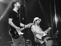 Colin and John Angus MacDonald of the Trews, Lachie 2014, Cayuga Speedway, Hagersville, ON, June 29/14. Taken by us!