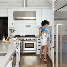 Kitchen Cabinets: Ikea Wood Cabinets, Kitchen Cabinets From Ikea: Glamour.com